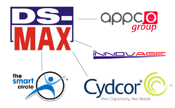 DS-MAX Descendant companies